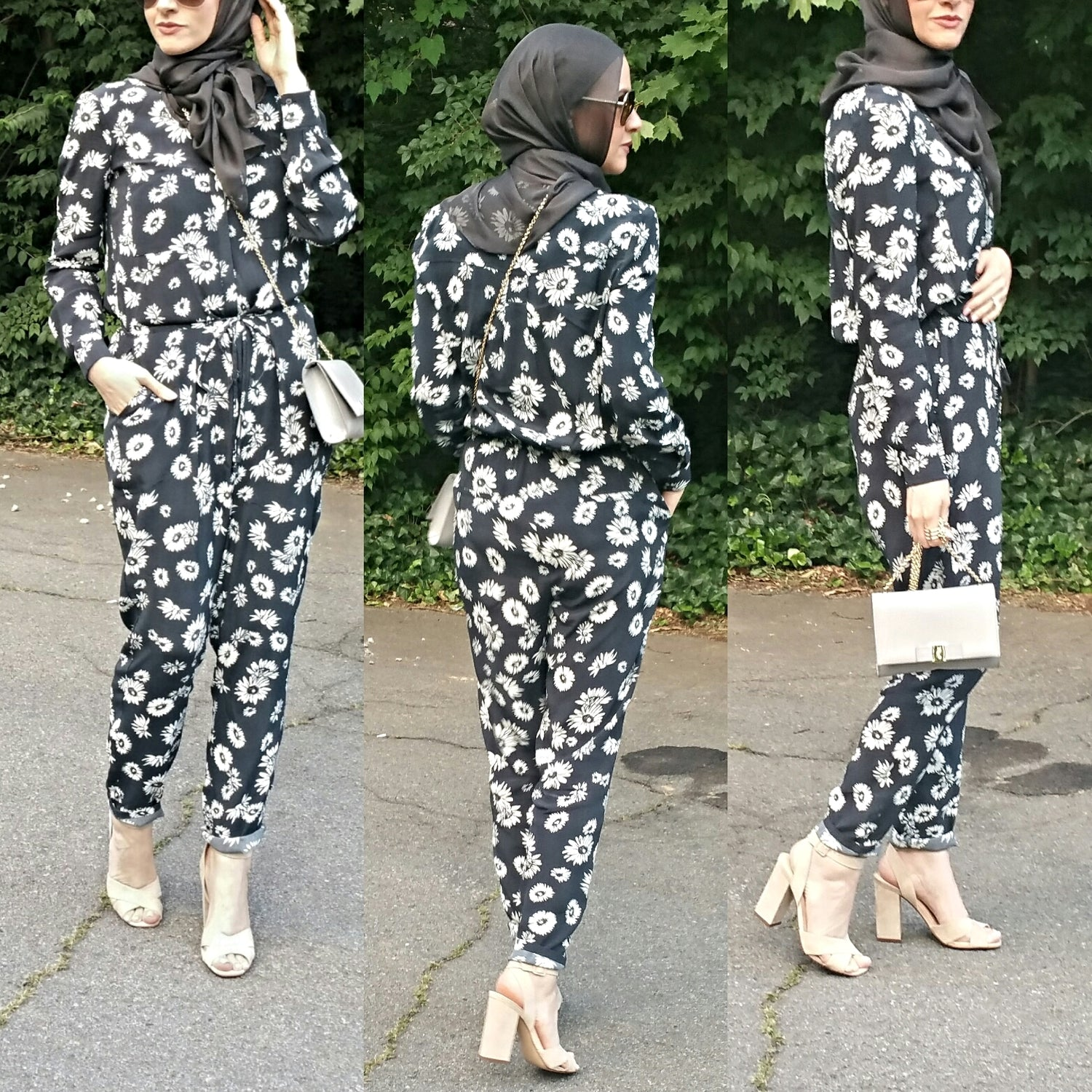 Sneak Peek: Floral PFH Jumpsuit