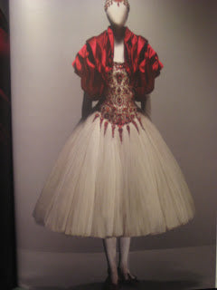 Alexander McQueen's Exhibit in NYC