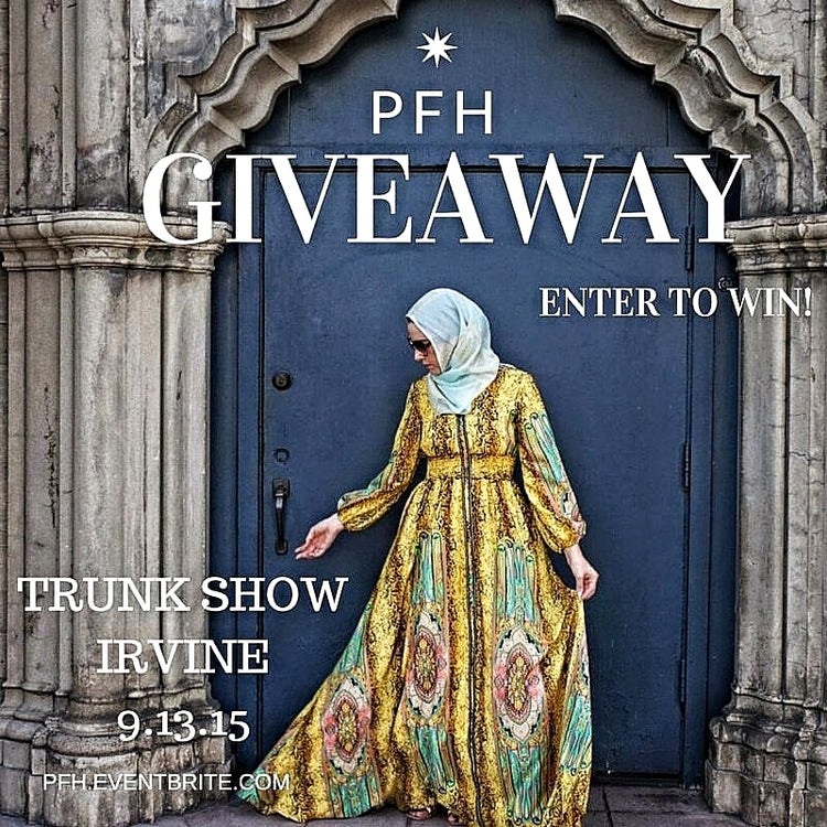 PFH GIVEAWAY!