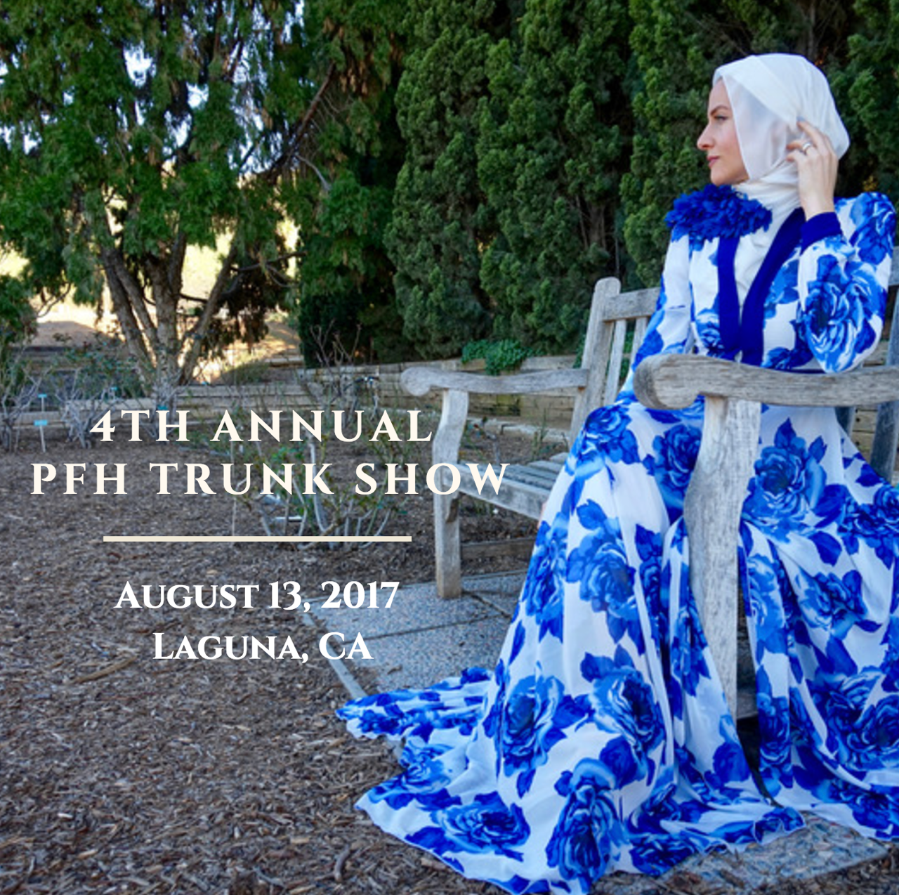 Vendor Applications now LIVE for 4th Annual PFH Modest Fashion Convention!