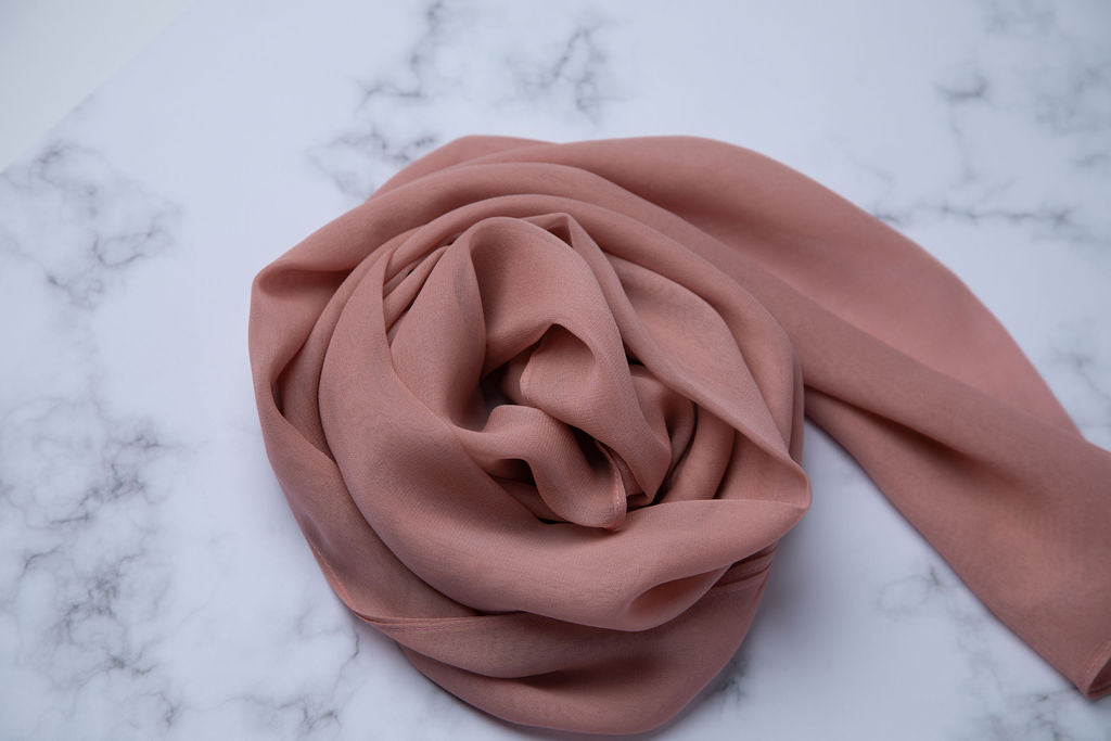 Rose Blush Hijab