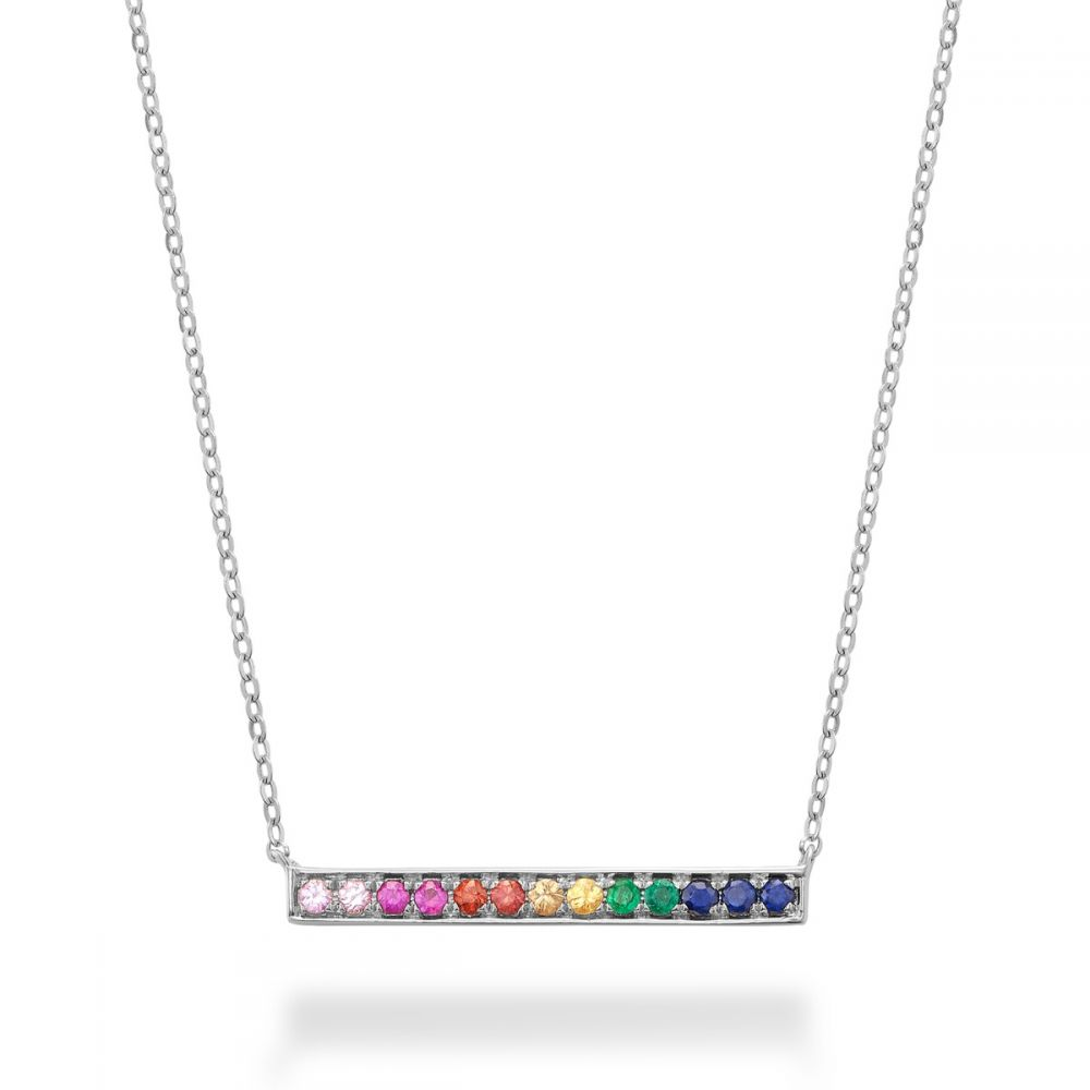 Rnb Large Rainbow Necklace