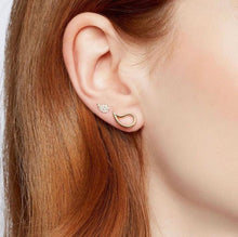 Load image into Gallery viewer, Birks Petale Large Stud Earrings