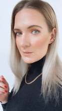 "Load image into Gallery viewer, Roset Gold Label ""Chicago"" Flat Ear Cuff"