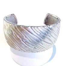 "Load image into Gallery viewer, Breuning ""Heidi"" Sterling Silver Bracelet"