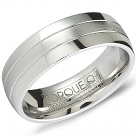 Torque Wedding Band CB-7132