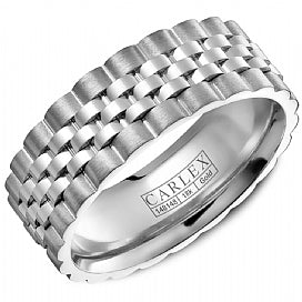 Carlex Luxury Wedding Band CX3-0012WWW