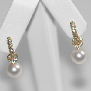 Royal Pearl Cultured Pearl Drop