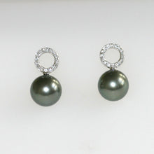 Load image into Gallery viewer, Royal Pearl Cultured Pearl Drop