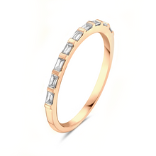 Load image into Gallery viewer, Bassali 14K Gold Diamond Ring