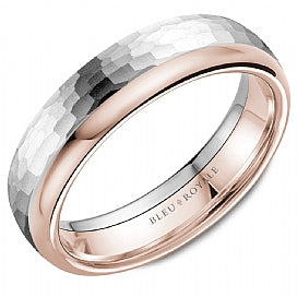 Bleu Royale Wedding Band RYL-150WR6