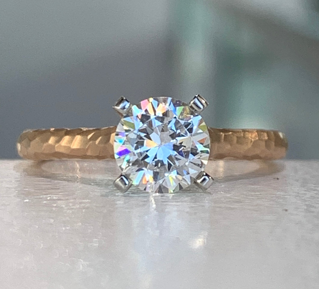 Roset Engagement Ring 1199RA