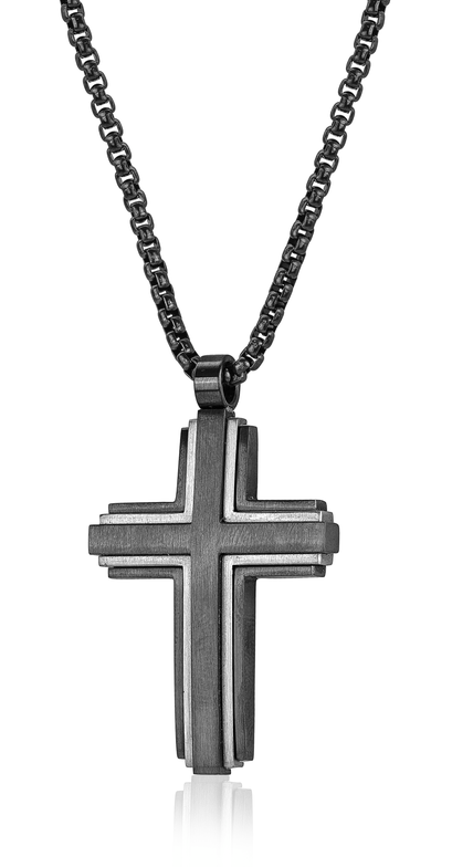 Italgem SC65 Stainless Steel Cross 22