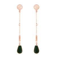 Load image into Gallery viewer, Luca Capri Dangle Earrings