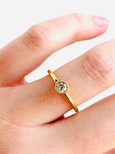 Natalie K. Pia Diamond Ring