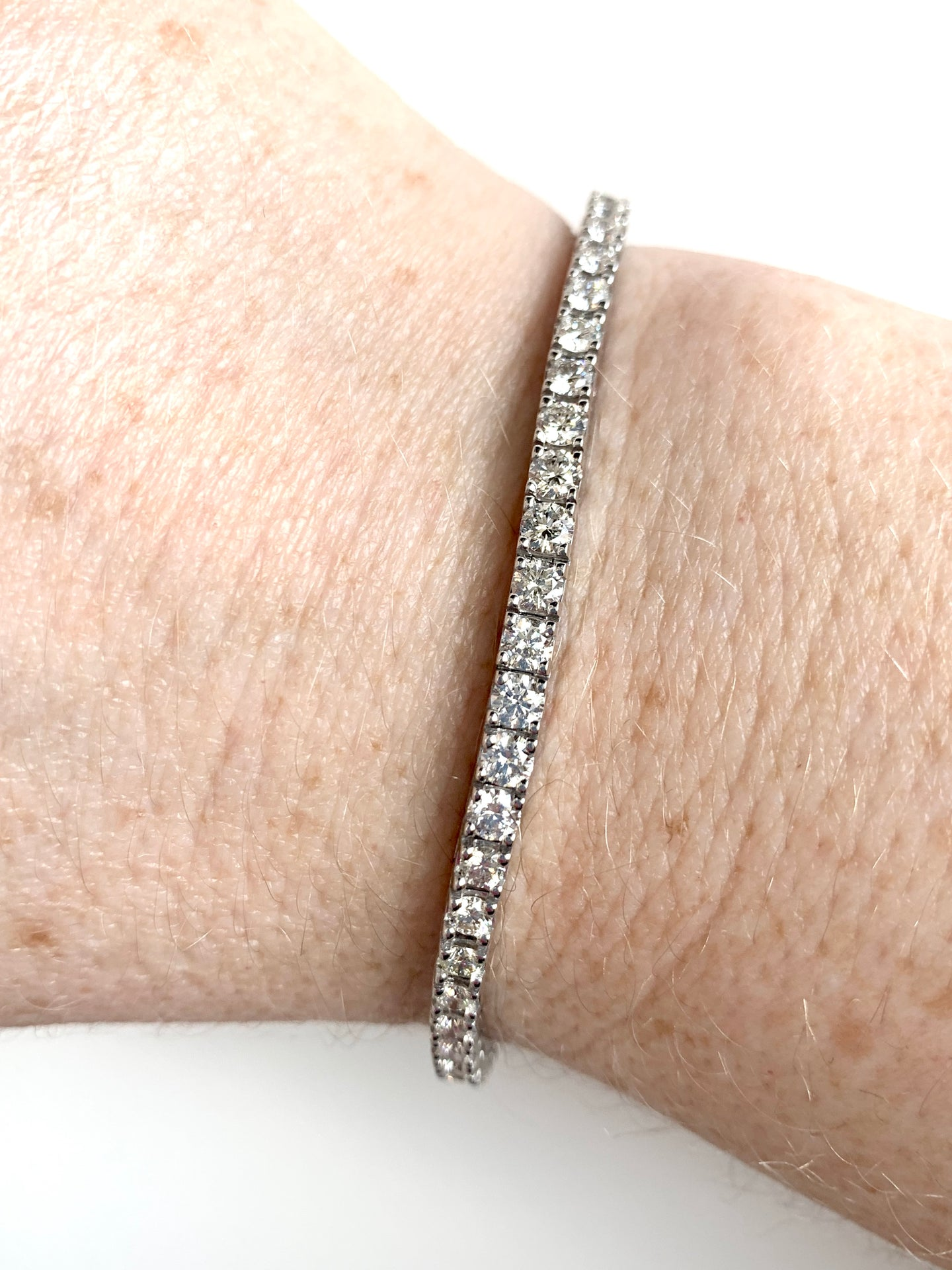 Roset by Reid Diamond Tennis Bracelet