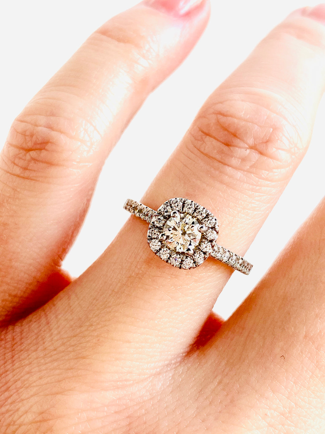 M.K. Engagement Ring 2857