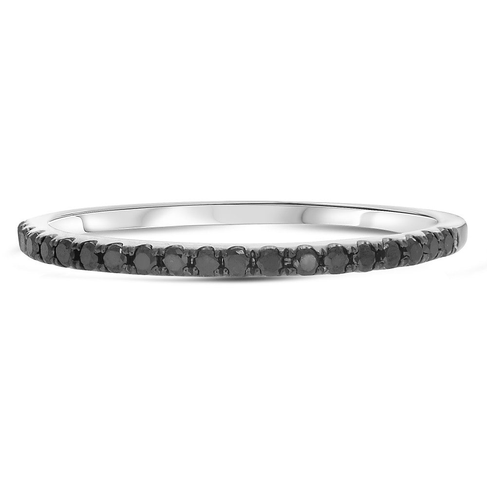 Roman & Jules Black Diamond Stackable