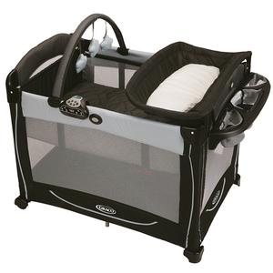 Graco Pack 'n Play Element - Metropolis - lisa rankin