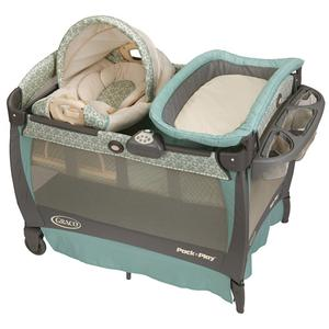 Graco Pack 'n Play Playard with Cuddle Cove - Winslet - lisa rankin