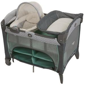 Pack 'N Play Playard with Newborn DLX - Manor - lisa rankin
