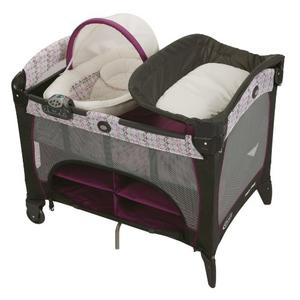 Pack 'N Play Playard with Newborn DLX - Nyssa - lisa rankin