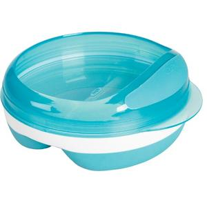 OXO Tot Divided Feeding Dish With Removable Ring - lisa rankin
