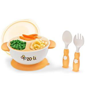 Zoli Stuck Suction Feeding Bowl Kit - lisa rankin