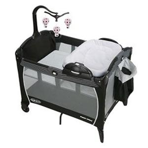 Graco Studio Portable Pack N Play Playard Napper and Changer - lisa rankin