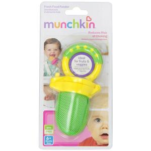 Munchkin Fresh Food Feeder, 1pk - Assorted Colors - lisa rankin