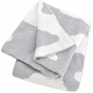 Just Born Clouds Chenille Sweater Knit Blanket - lisa rankin