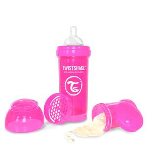 Twistshake Anti-Colic Baby Bottle & Accessories - 260ml/8oz - lisa rankin