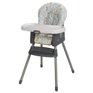 Graco SimpleSwitch Convertible High Chair - Linus - lisa rankin