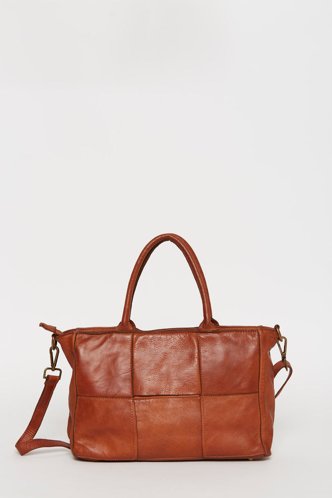 BOLSO SHOPPING CAMEL