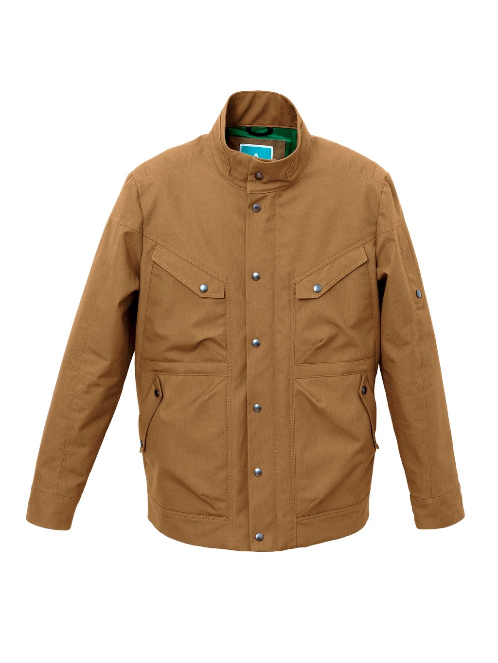 Mens Waxed Cotton Jacket K-204 ATLAS