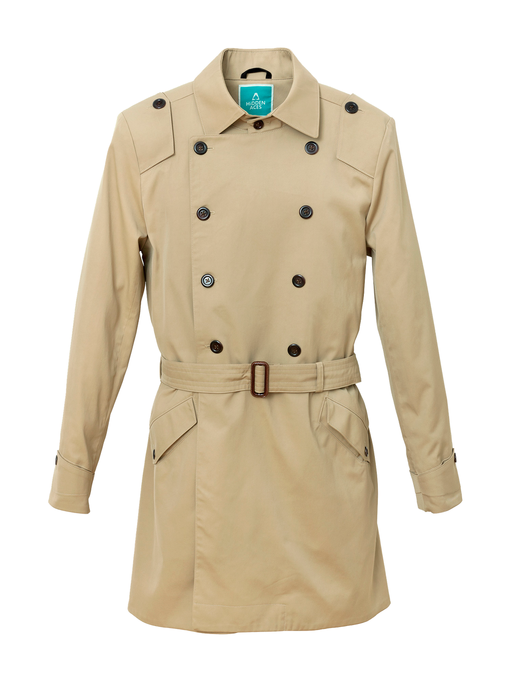 Mens Trenchcoat K-301 ZEUS