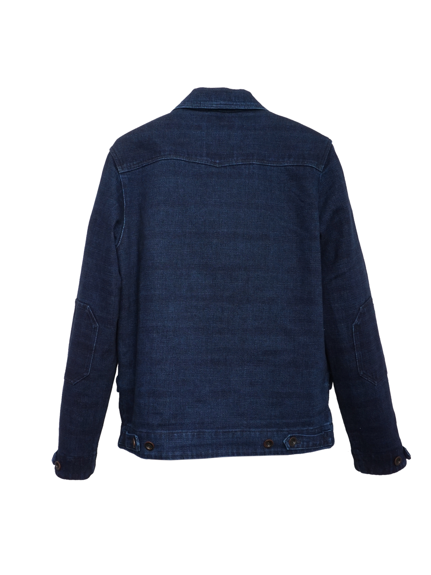 K5005 POLLUX Sakiori Denim Jacket