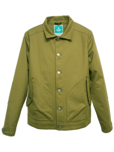 Mens Shirt Jacket K-502 POLLUX