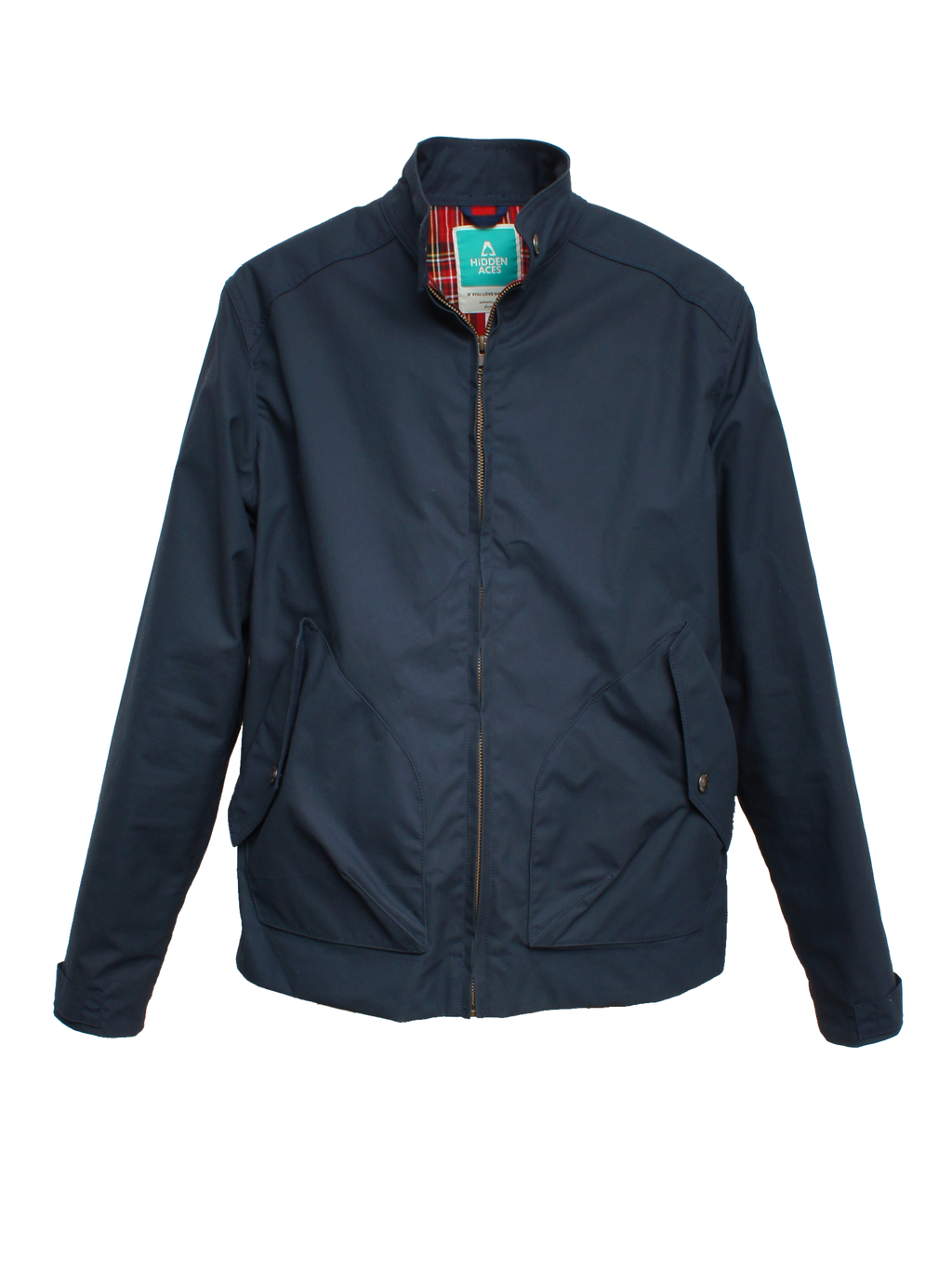 K6004 CASTOR Mens Waxed Cotton Blouson