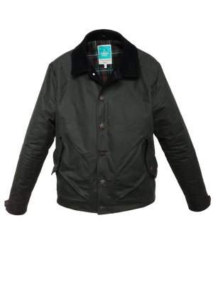 Open picture in slideshow, K6104 POLLUX P270 Mens padded wax jacket