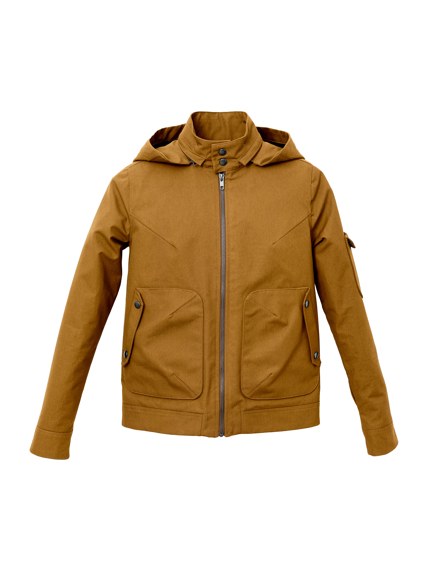 Womens Padded Jacket Q 203 GAIA