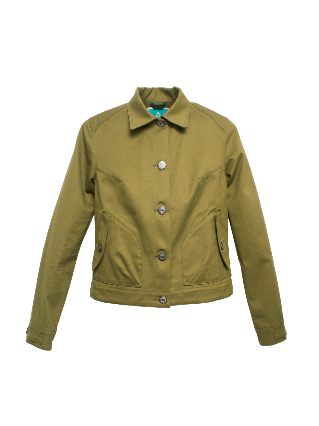 Q601 AURORA Womens Shirt Jacket