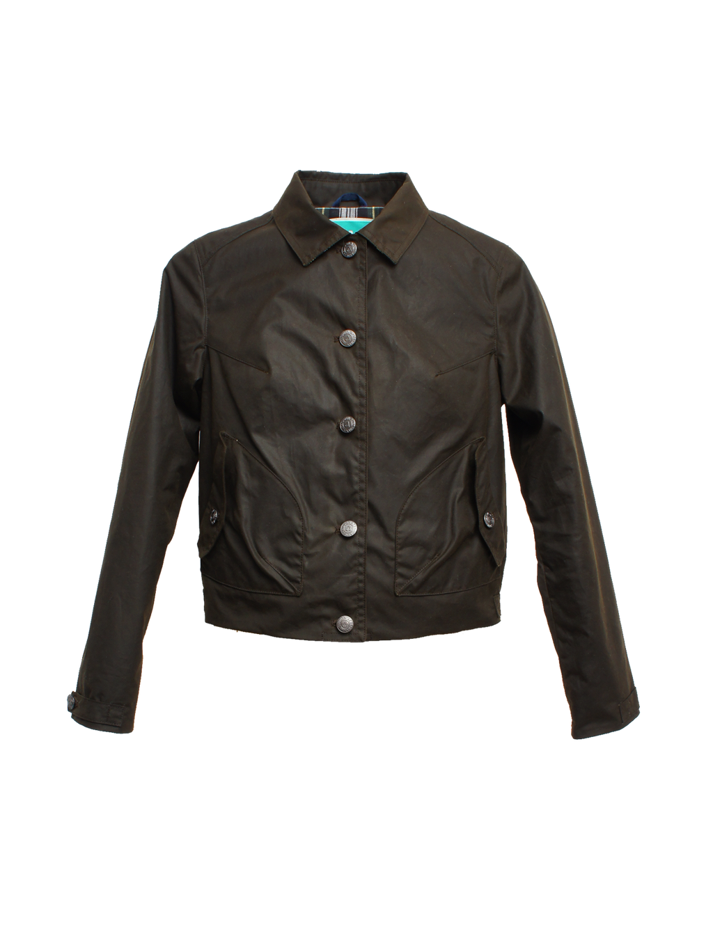 Q6201 AURORA WAX Womens Rider Jacket