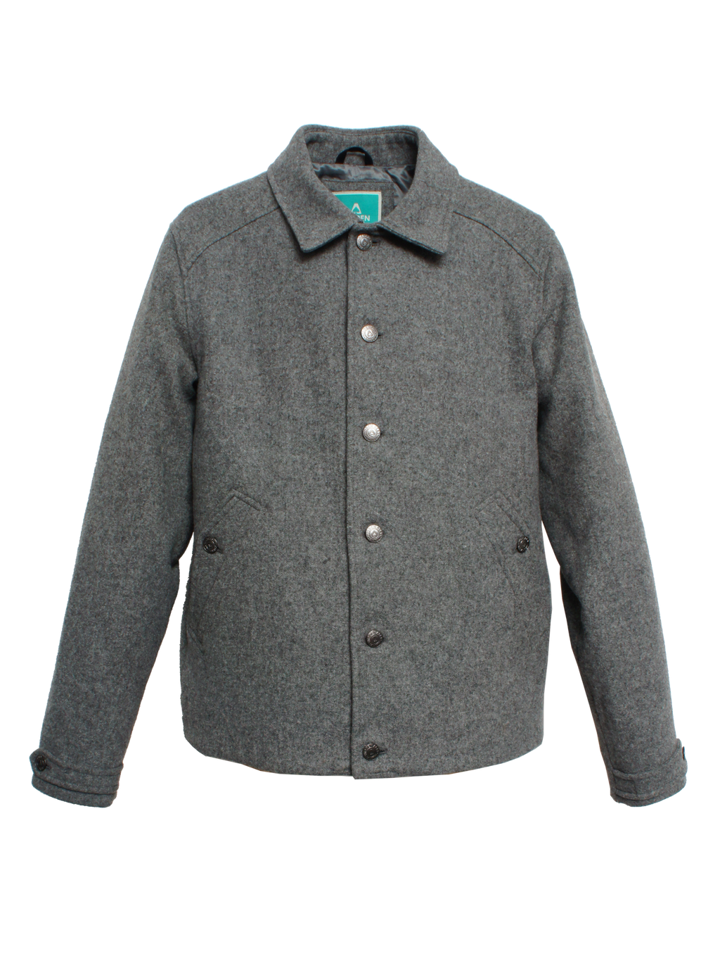 Mens Wool Jacket K5101 CERBERUS