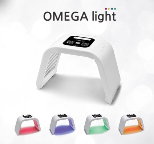 Omega LED light therapy machine