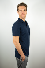 Load image into Gallery viewer, Polo men dark navy