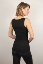 Load image into Gallery viewer, Tank top women black