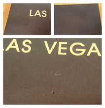 Load Image into Gallery Viewer, LAS VEGAS 24k GOLD Mini COLLECTOR PLATE in Original BOX Casino Skyline Souvenir