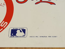 Load Image into Gallery Viewer, Vintage LOT of 2 SAINT LOUIS CARDINALS BUMPER STICKER Decals ~ MLB Baseball Club