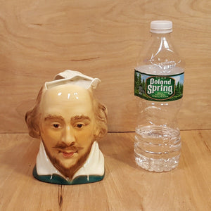 Vintage William SHAKESPEARE TOBY JUG ~ Sylvac Shaw & Copestake Staffordshire